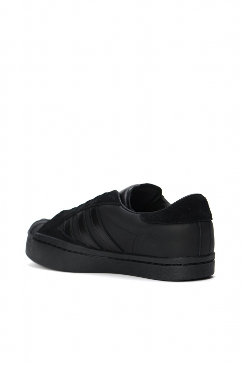 Y-3 Yohji Star Black Sneakers 1