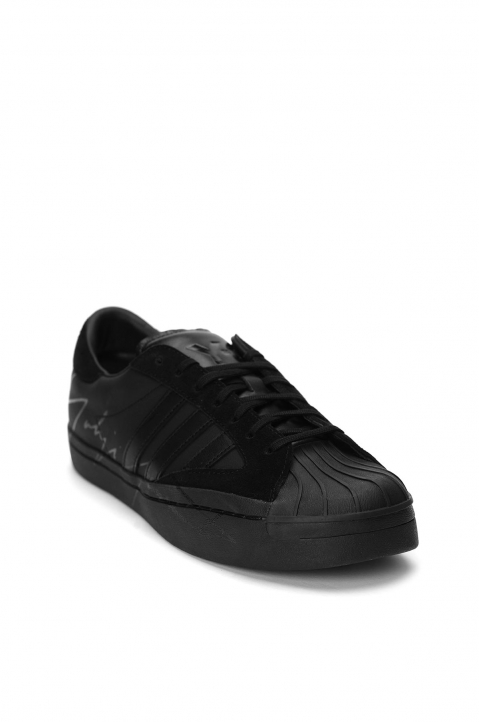 Y-3 Yohji Star Black Sneakers 2