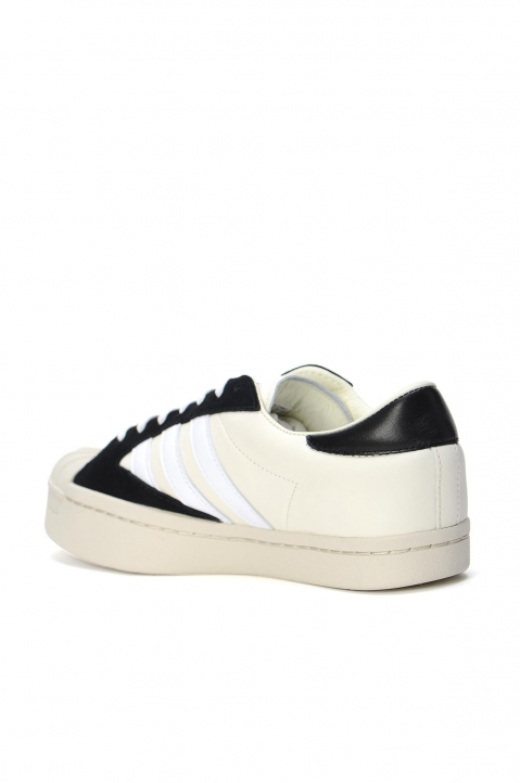 Y-3 Yohji Star White Sneakers 1