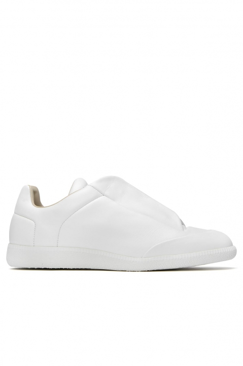 MAISON MARGIELA Future Low Top White Sneakers  0