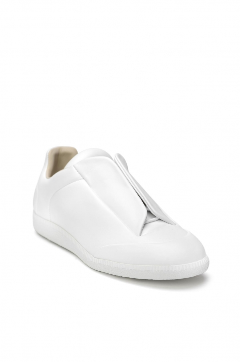 MAISON MARGIELA Future Low Top White Sneakers  1