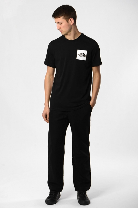 THE NORTH FACE Black Fine Tee 2
