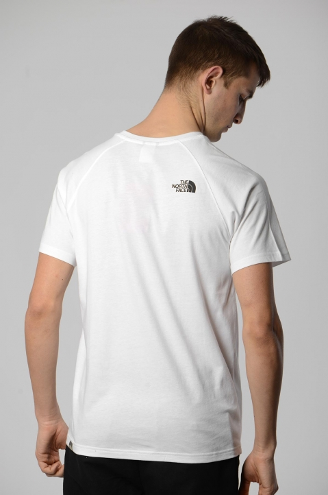 THE NORTH FACE White Box Tee 1