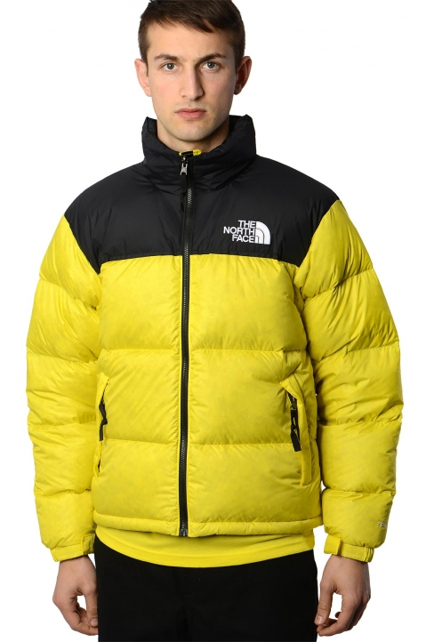THE NORTH FACE 1996 Retro Nuptse Lemon Jacket  0