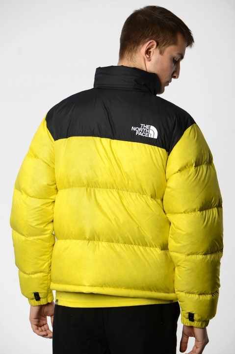 THE NORTH FACE 1996 Retro Nuptse Lemon Jacket  1