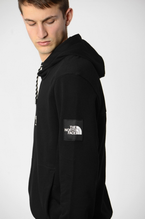 THE NORTH FACE Black Fine Alpine Hoodie 1