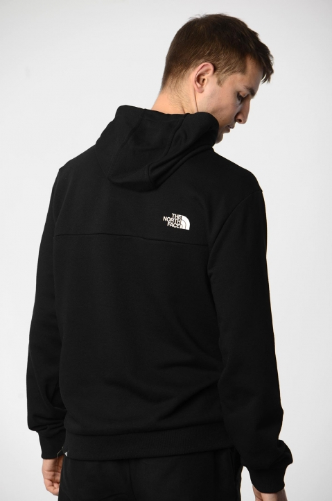 THE NORTH FACE Black Fine Alpine Hoodie 2