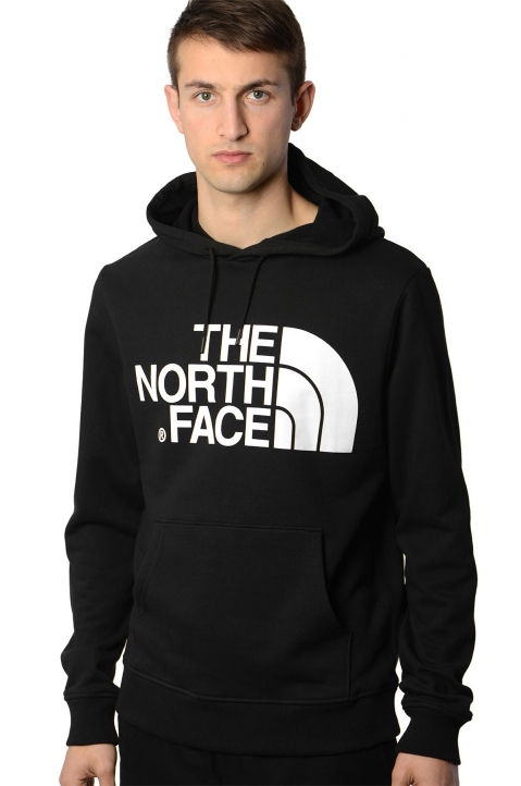 THE NORTH FACE Black Standard Hoodie 0