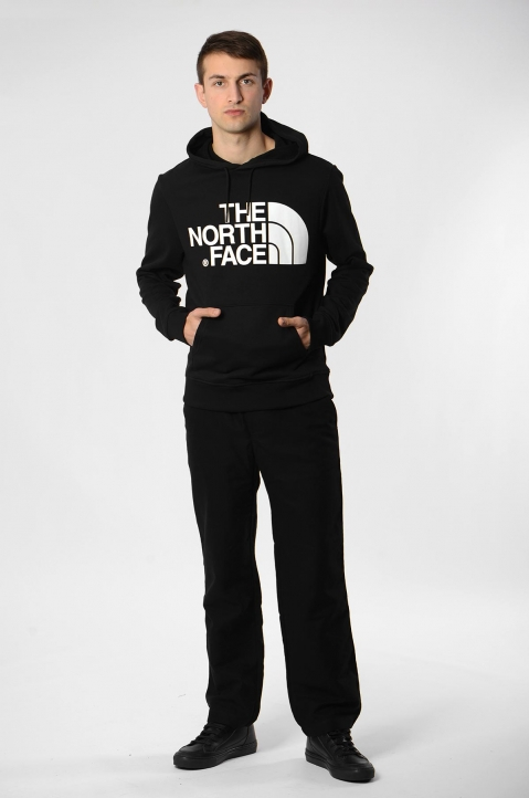 THE NORTH FACE Black Standard Hoodie 2