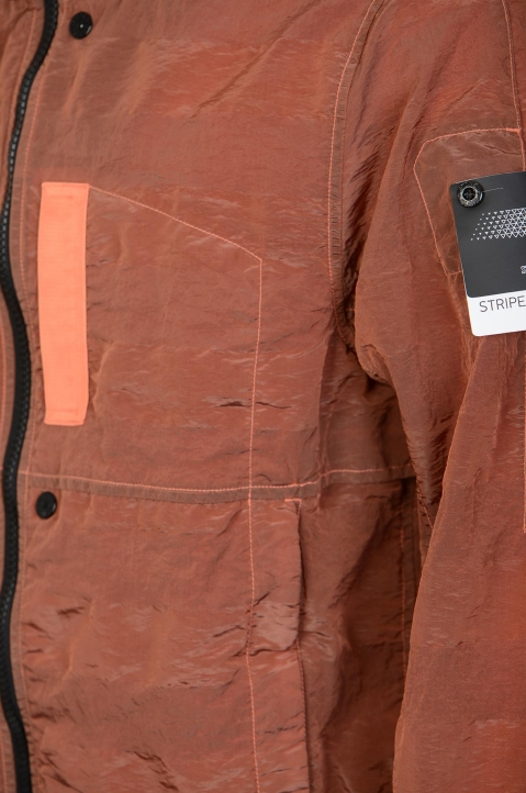 STONE ISLAND SHADOW PROJECT Salmon Track Jacket 4