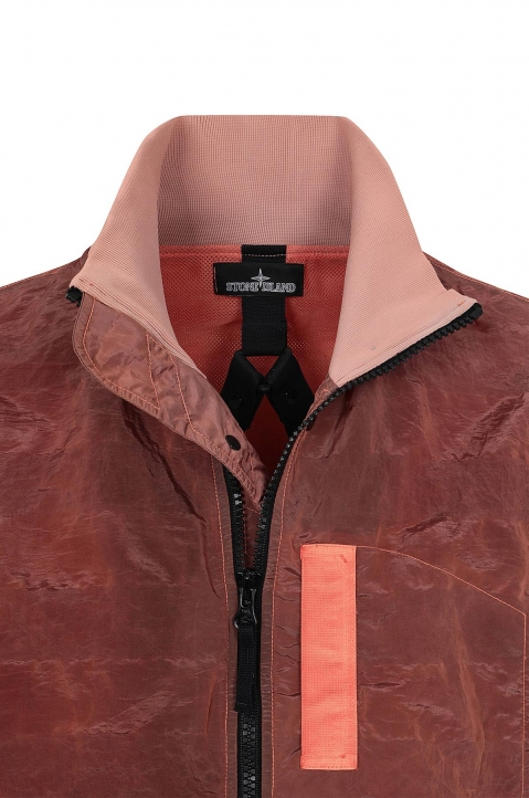 STONE ISLAND SHADOW PROJECT Salmon Track Jacket 3