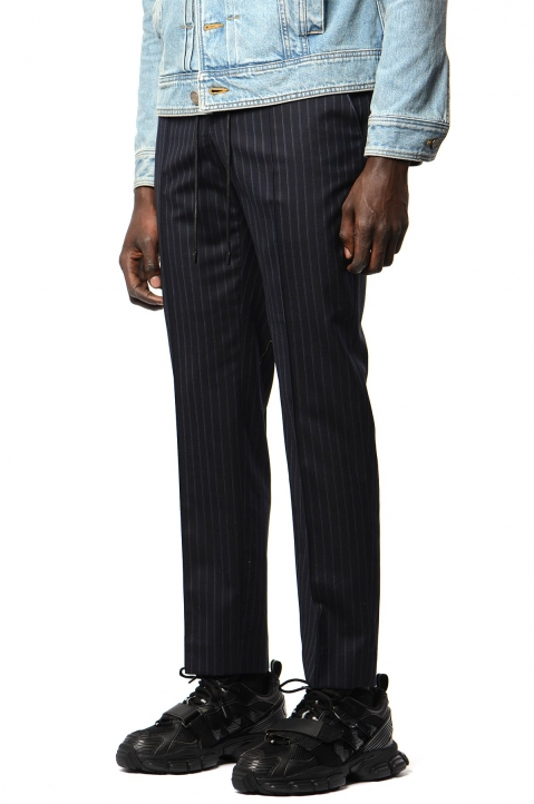 JUUN.J Relaxed Pinstripe Trousers 0