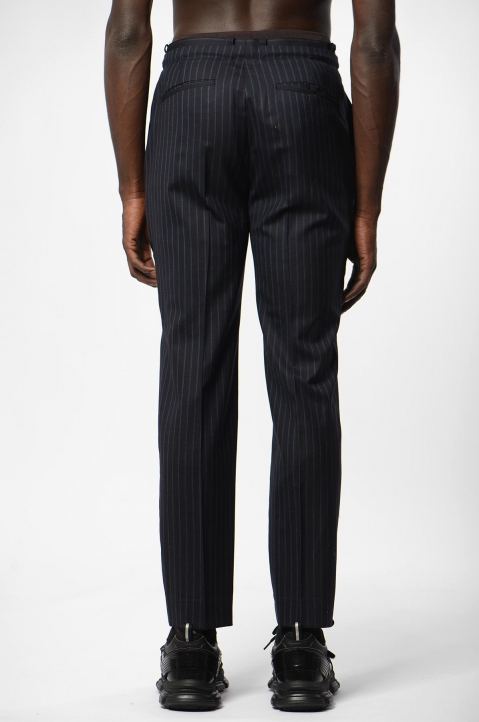 JUUN.J Relaxed Pinstripe Trousers 2