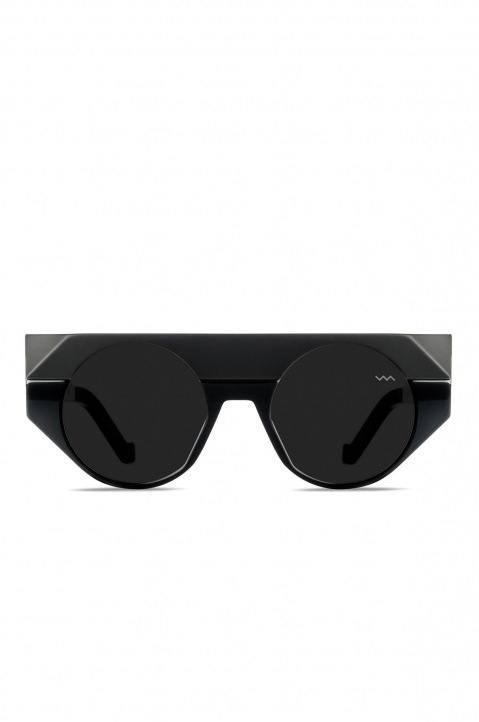 VAVA BL0017 Black Sunglasses w/ Black Lenses 0