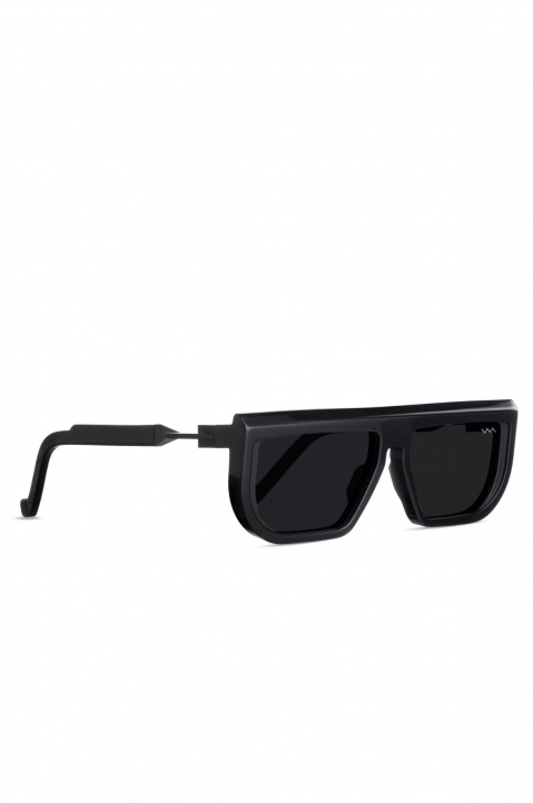 VAVA BL0020 Black Sunglasses w/ Black Lenses  1