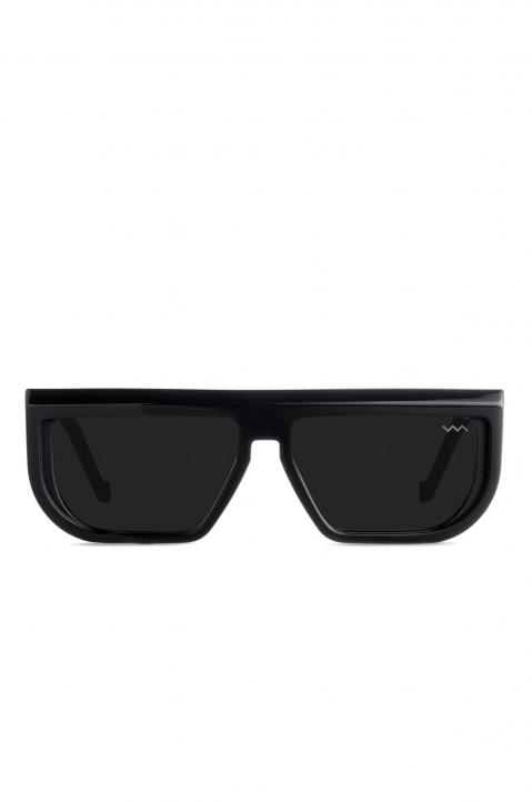 VAVA BL0020 Black Sunglasses w/ Black Lenses  0