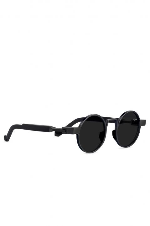 VAVA WL0021 Aluminium Black Sunglasses w/ Black Lenses 1