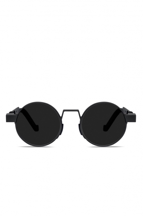 VAVA WL0021 Aluminium Black Sunglasses w/ Black Lenses 0