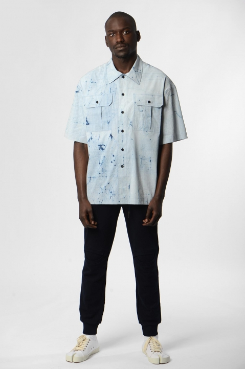 FENG CHEN WANG Reversible  Shirt 3
