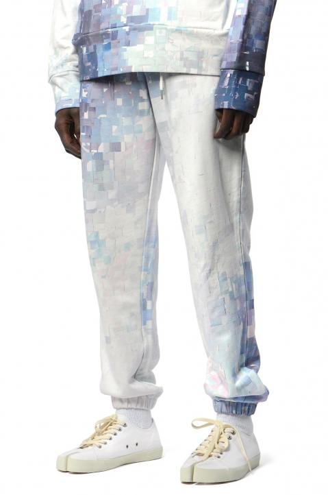 FENG CHEN WANG Digital Print Sweatpants 0