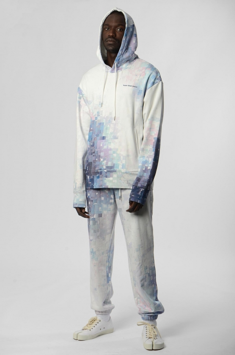 FENG CHEN WANG Digital Print Sweatpants 3