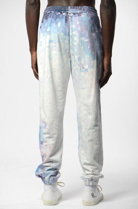 FENG CHEN WANG Digital Print Sweatpants 2