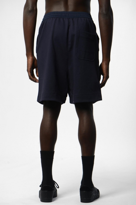 Y-3 Classic Navy Shorts 2