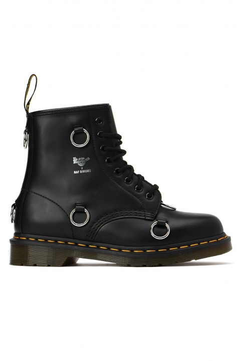DR. MARTENS X RAF SIMONS High Ring Boots 0