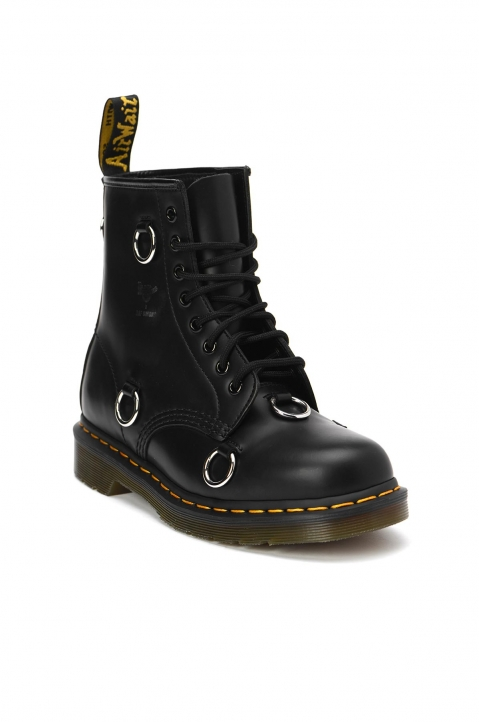 DR. MARTENS X RAF SIMONS High Ring Boots 1