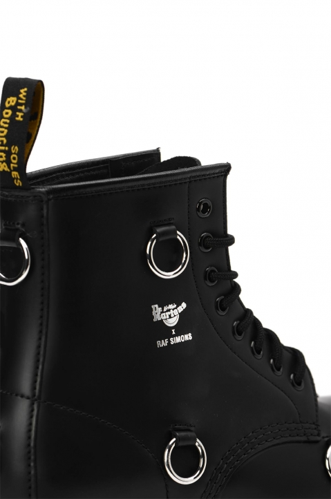 DR. MARTENS X RAF SIMONS High Ring Boots 2