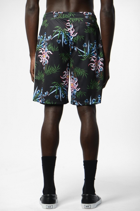 KENZO Floral Technical Shorts 2