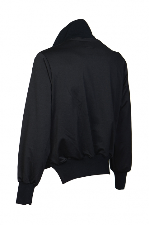 FUMITO GANRYU Double-Layer Black Jacket 3