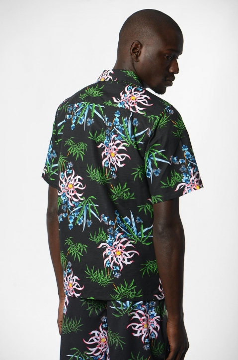 KENZO Floral Casual Shirt 1