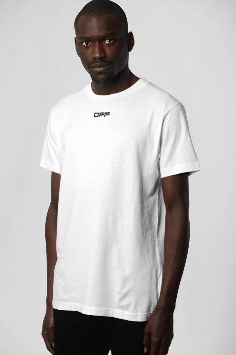 OFF-WHITE Airport White Tee 1
