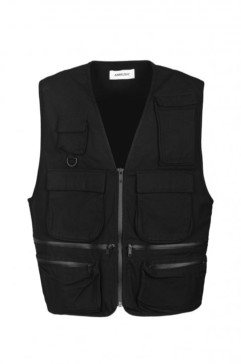 AMBUSH Multi-Pocket Vest  0