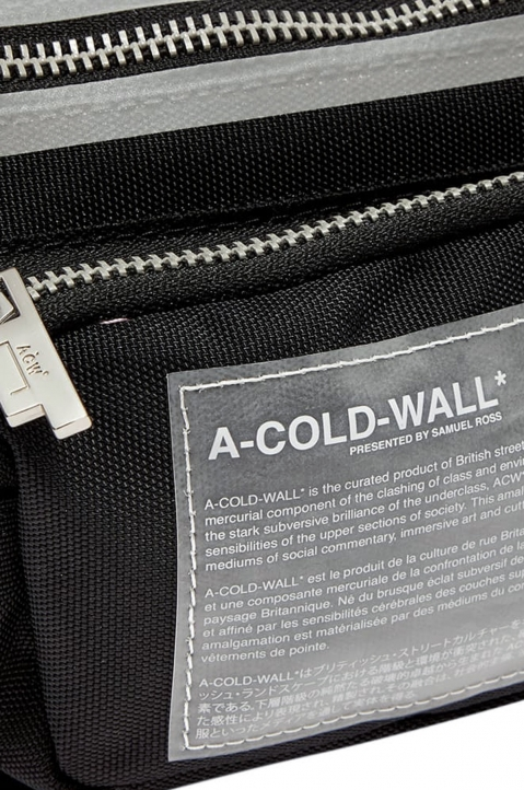 A-COLD-WALL* Mission Statement Waist Bag 1