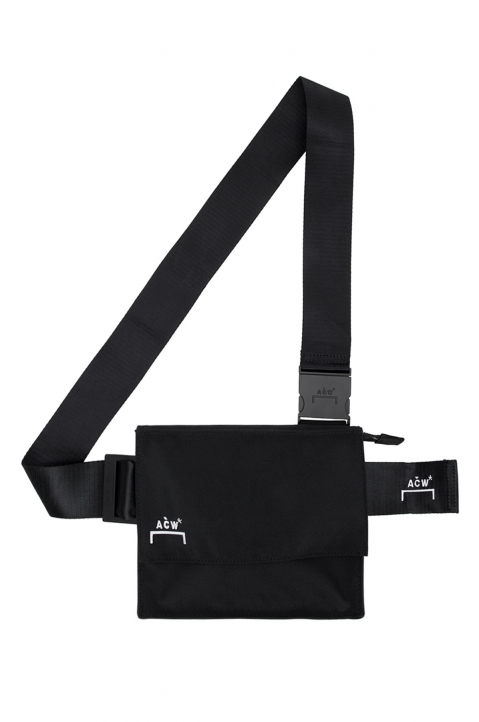 A-COLD-WALL* Black Holster Bag 0