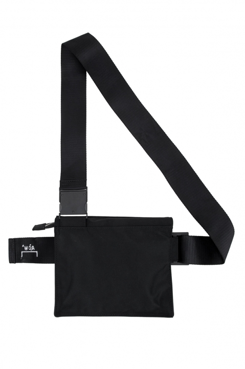 A-COLD-WALL* Black Holster Bag 1