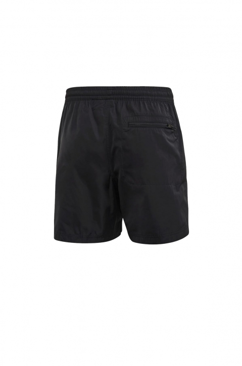 Y-3 Black Swimshorts 1