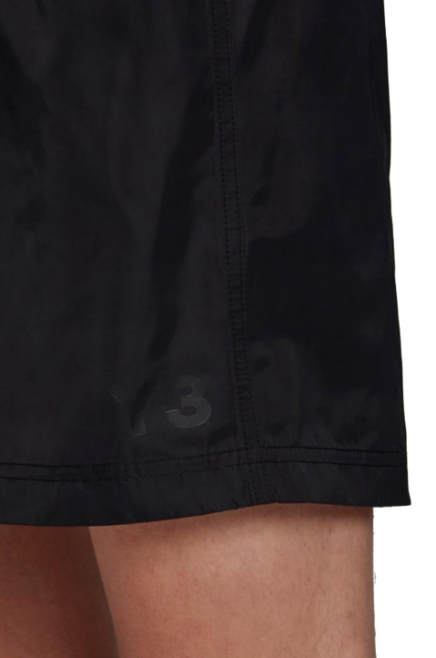 Y-3 Black Swimshorts 2