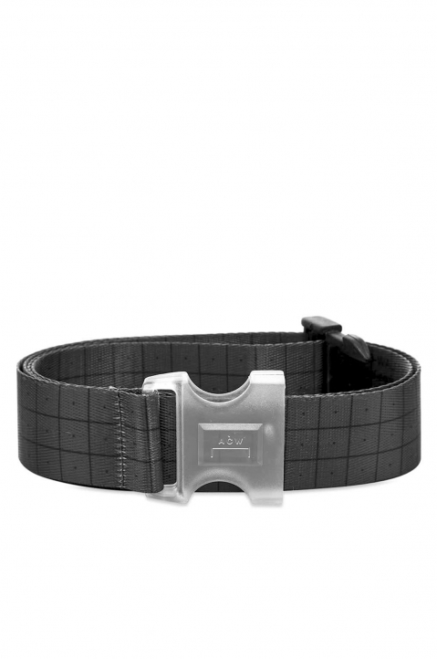 A-COLD-WALL* Petroleum Webbing Belt 0