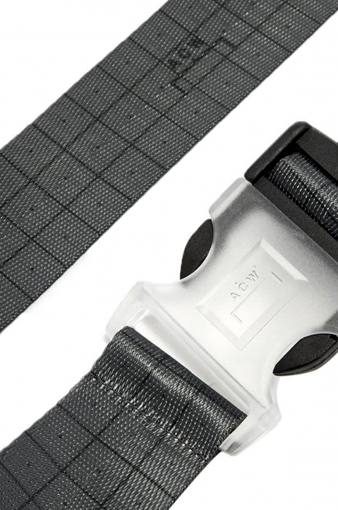 A-COLD-WALL* Petroleum Webbing Belt 1