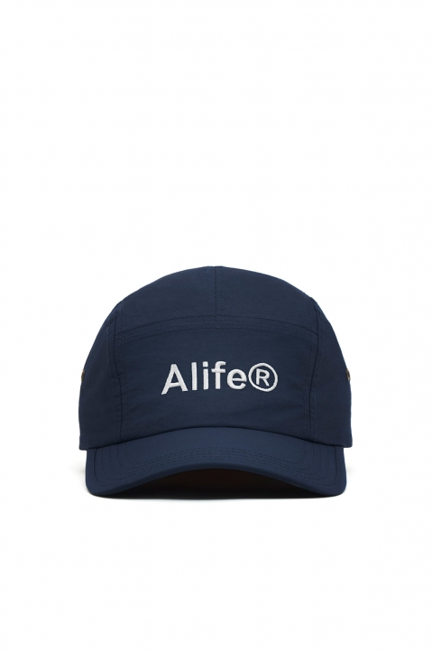 ALIFE Navy 5-Panel Cap 0