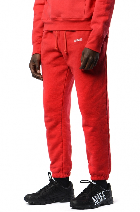 ALIFE Red Sweatpants 0