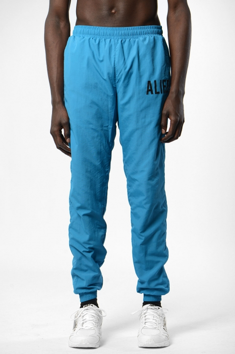 ALIFE Blue/White Trackpants 2