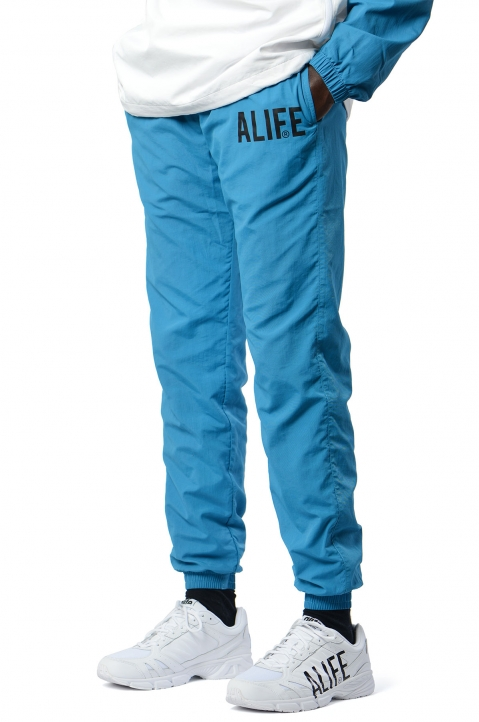 ALIFE Blue/White Trackpants 0