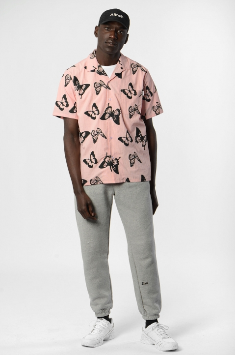 ALIFE Butterfly Short Sleeve Shirt 2