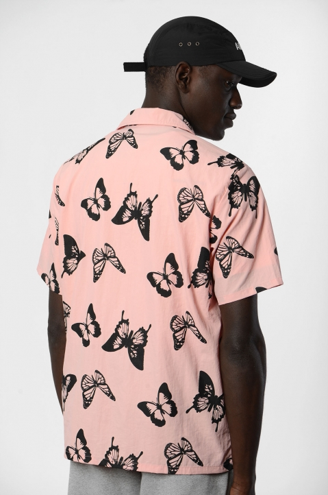 ALIFE Butterfly Short Sleeve Shirt 1