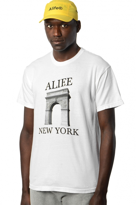 ALIFE Washington Square Tee 0