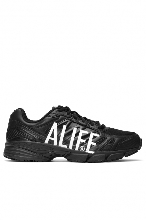 ALIFE Black Runner Sneakers  0